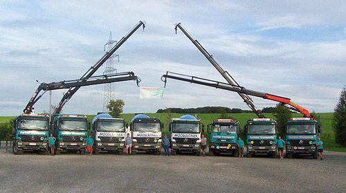 Furtner Transporte: Komplettabdeckung für den Bau - Über uns