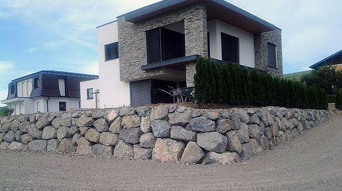 Steinmauern von der Furtner GmbH u. Co KG