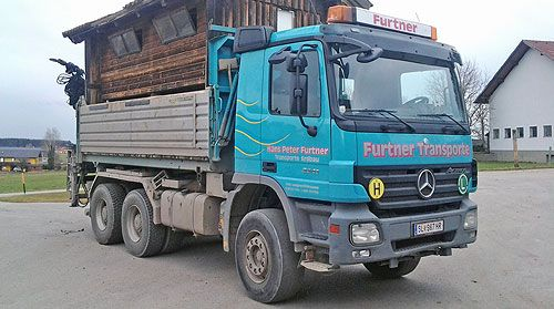 Transportunternehmen Furtner Transporte