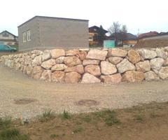 Furtner im Flachgau bei Salzburg – unsere Steinmauern